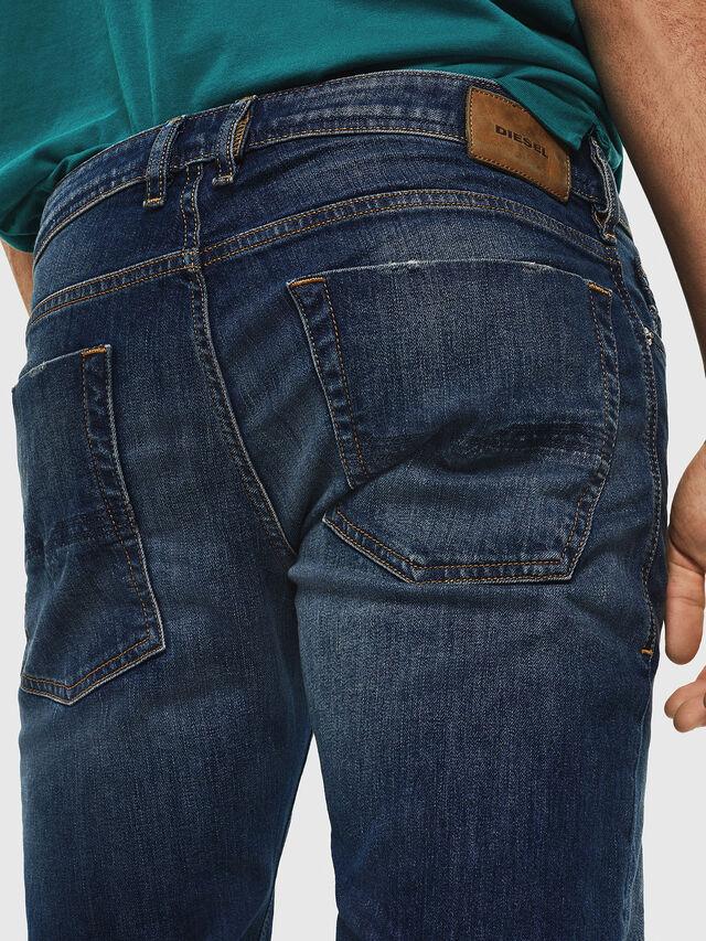 Diesel - Zatiny 087AW, Blu Scuro - Jeans - Image 4