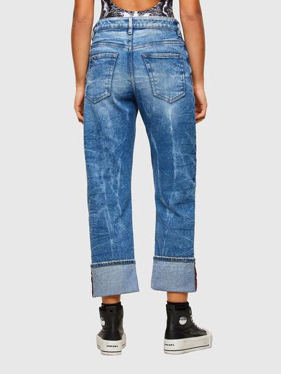 Diesel - D-Reggy 009MV, Blu Chiaro - Jeans - Image 2