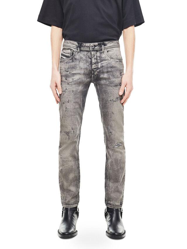 Diesel - TYPE-2815, Grigio - Jeans - Image 1