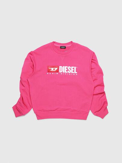 Diesel - SARAP, Rosa - Felpe - Image 1