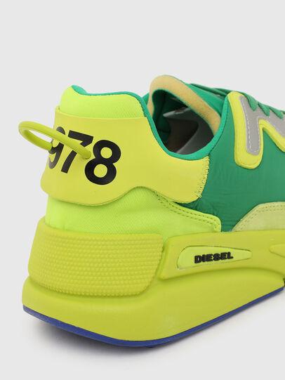 Diesel - S-SERENDIPITY LC, Giallo/Verde - Sneakers - Image 5