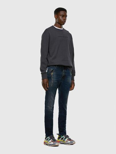 Diesel - Krooley JoggJeans 069NP, Blu Scuro - Jeans - Image 7