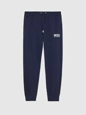 P-TARY-LOGO, Blu Scuro - Pantaloni