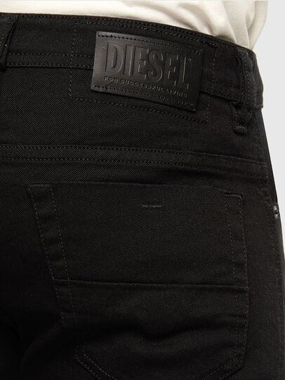 Diesel - Thommer 0688H, Nero/Grigio scuro - Jeans - Image 5