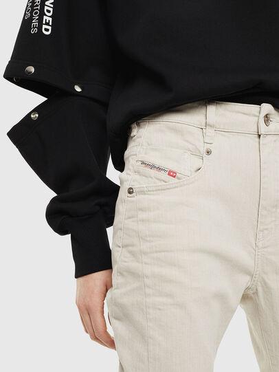 Diesel - Fayza 009BX, Bianco sporco - Jeans - Image 3