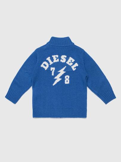 Diesel - KJONB, Blu - Maglieria - Image 2