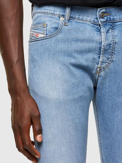 Diesel - D-Luster 009NX, Blu Chiaro - Jeans - Image 4