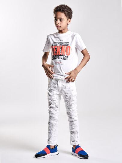 Diesel - TJUSTWA,  - T-shirts e Tops - Image 4