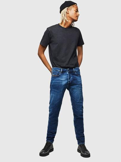 Diesel - Tepphar 0095N, Blu medio - Jeans - Image 5