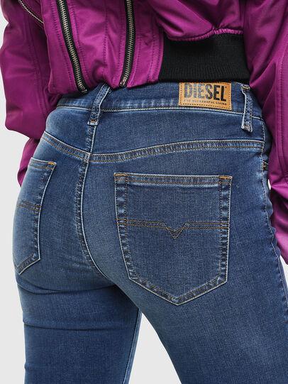 Diesel - D-Roisin 085AB, Blu medio - Jeans - Image 4