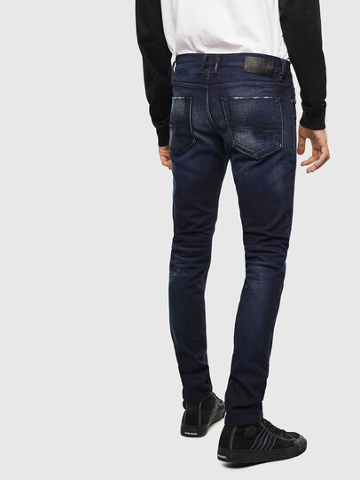 Diesel - Tepphar 009BL, Blu Scuro - Jeans - Image 2