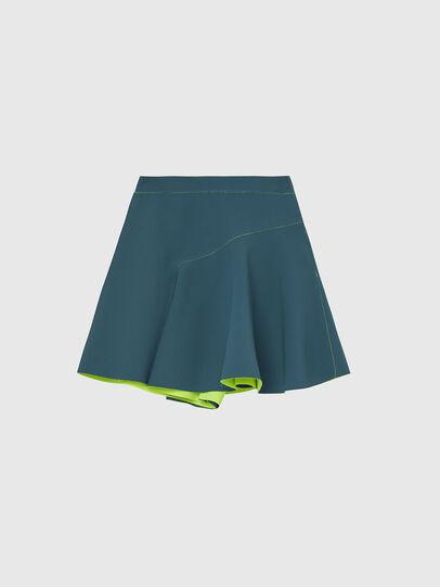 Diesel - S-SPRING, Verde Acqua - Shorts - Image 1
