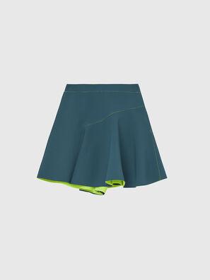 S-SPRING, Verde Acqua - Shorts