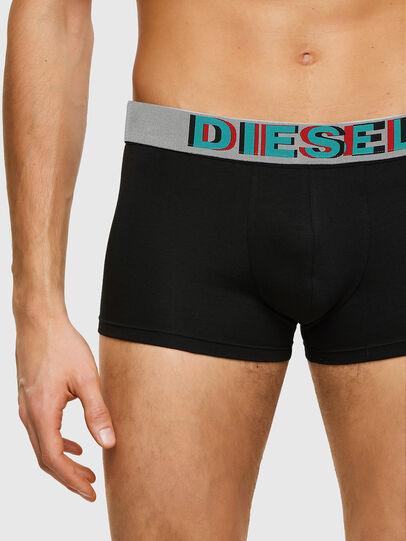 Diesel - UMBX-SHAWNTHREEPACK, Nero - Boxer stretch - Image 4
