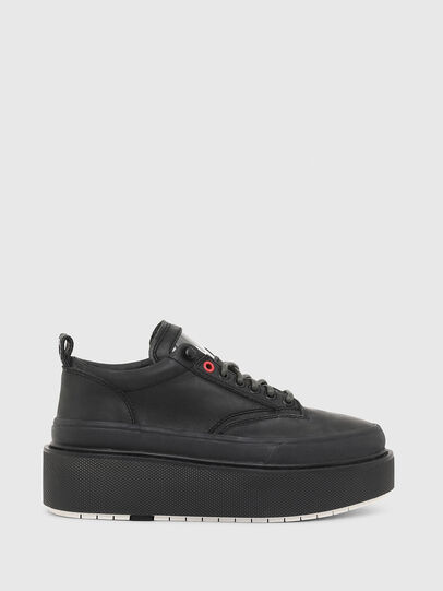 Diesel - H-SCIROCCO LOW LACE, Nero - Sneakers - Image 1