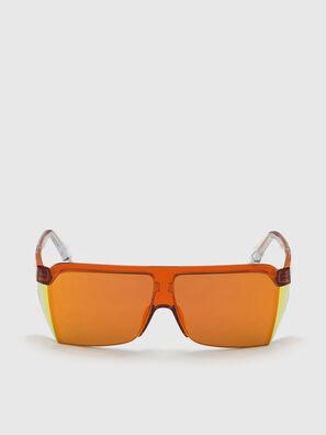 DL0319, Arancione - Occhiali da sole