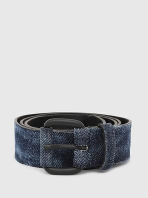 B-DEDENIM, Blu Jeans - Cinture