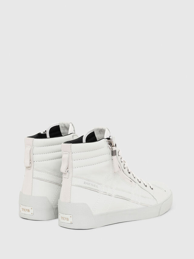 Diesel - D-STRING PLUS, Bianco - Sneakers - Image 3