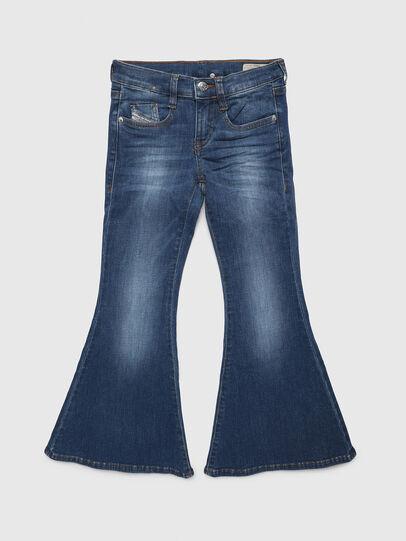 Diesel - D-FERENZ-J, Blu medio - Jeans - Image 1