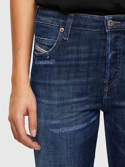 Diesel - Babhila 009PP, Blu Scuro - Jeans - Image 3
