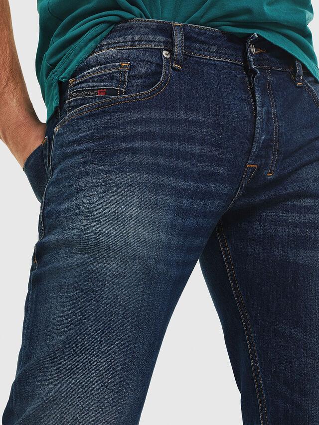 Diesel - Zatiny 087AW, Blu Scuro - Jeans - Image 3