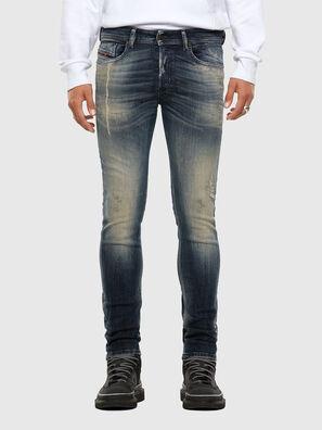 Sleenker 069NI, Blu Scuro - Jeans