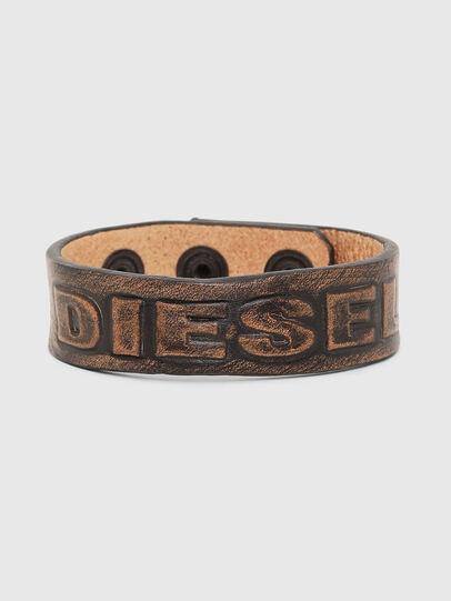 Diesel - A-VYNTA, Arancione/Nero - Bijoux e Gadget - Image 1