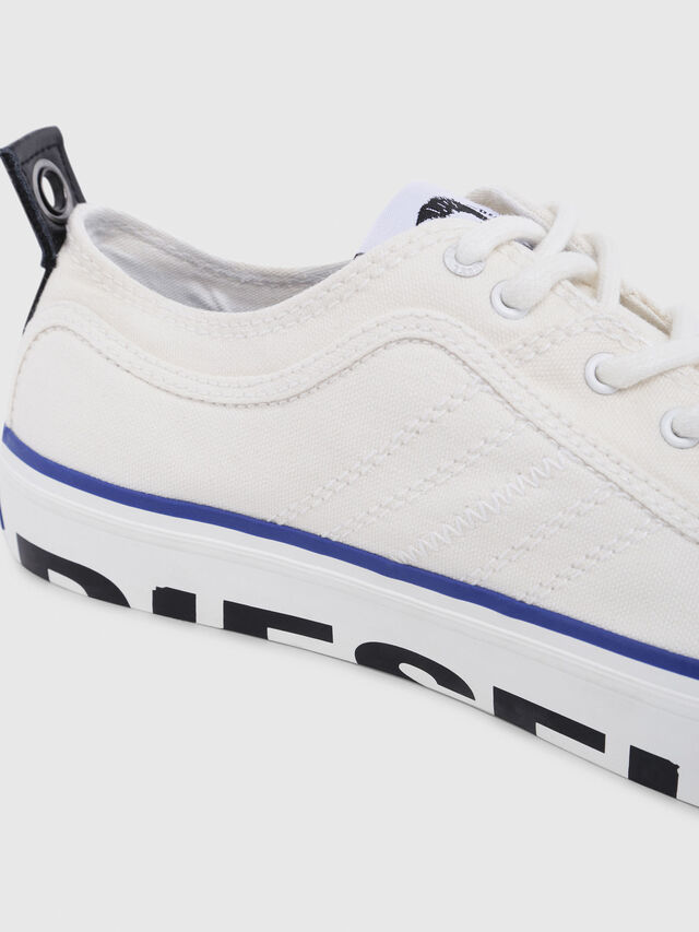 Diesel - S-ASTICO LC LOGO, Bianco Spento - Sneakers - Image 5