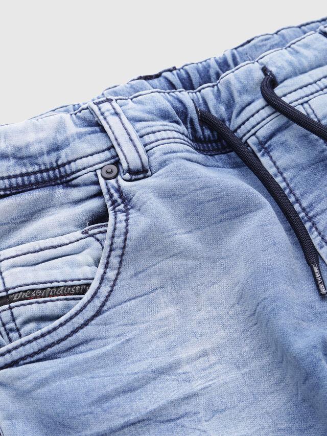 Diesel - KROOLEY-J JOGGJEANS, Blu Chiaro - Jeans - Image 3