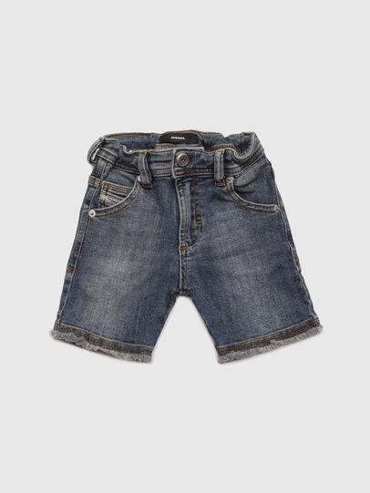 Diesel - PROOLYB-A-N, Blu medio - Shorts - Image 1