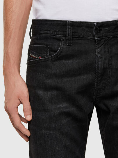 Diesel - Thommer 069PW, Nero/Grigio scuro - Jeans - Image 3