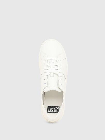 Diesel - S-MYDORI LC, Bianco - Sneakers - Image 5