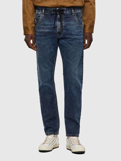 Diesel - Krooley JoggJeans® 069VX, Blu Scuro - Jeans - Image 1