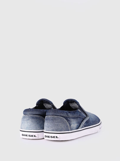 Diesel - SLIP ON 21 DENIM CH,  - Scarpe - Image 3