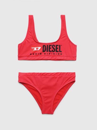 Diesel - METSJ, Rosso - Beachwear - Image 1
