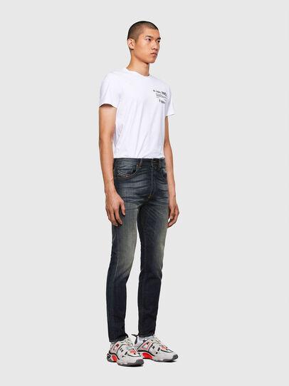 Diesel - Buster 009EP, Blu Scuro - Jeans - Image 5