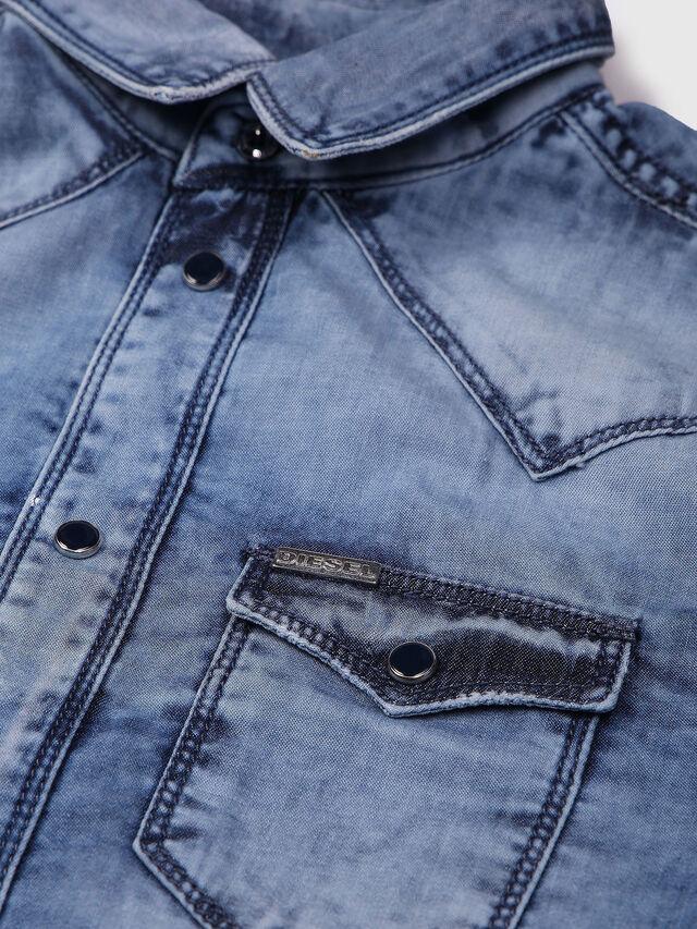 Diesel - CIRIX, Blu Chiaro - Camicie - Image 3