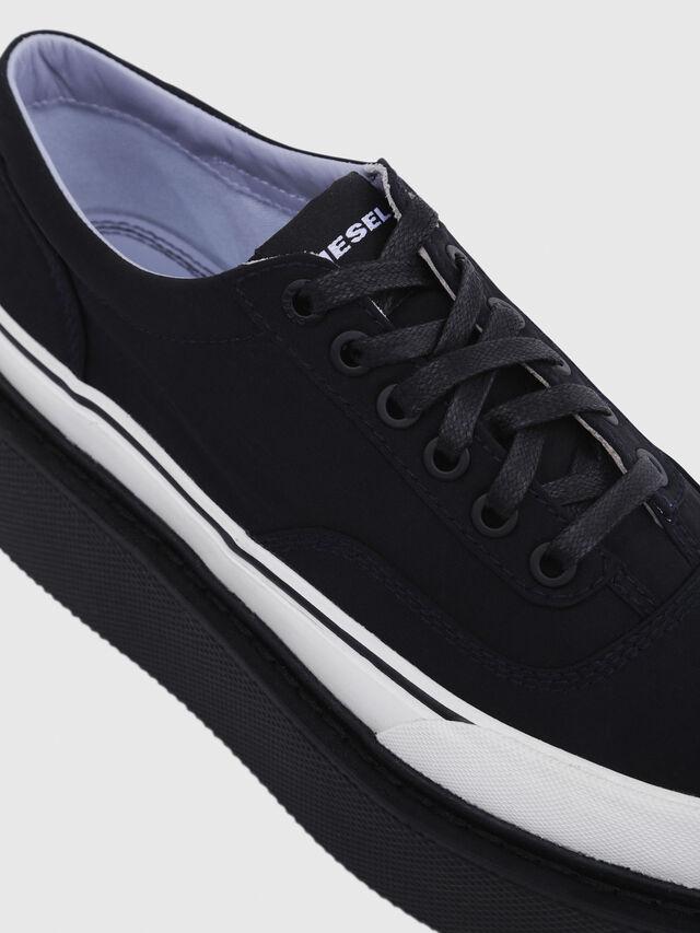 Diesel - H-SCIROCCO LOW, Nero - Sneakers - Image 5
