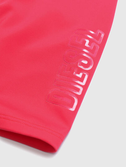 Diesel - PYCLE, Rosso - Shorts - Image 1