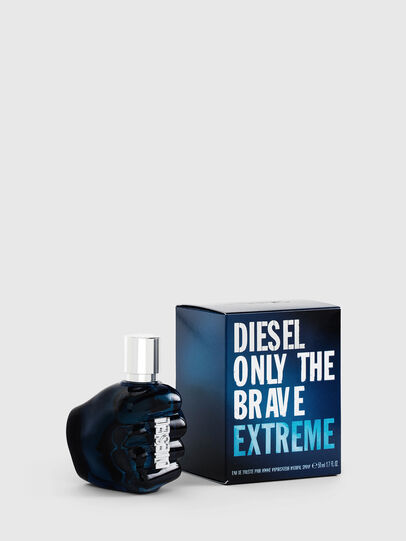 Diesel - ONLY THE BRAVE EXTREME 50ML, Blu Scuro - Only The Brave - Image 1