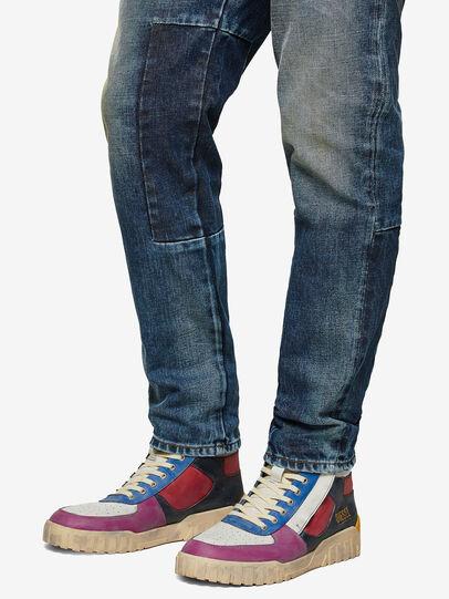 Diesel - D-Fining 009SV, Blu medio - Jeans - Image 5