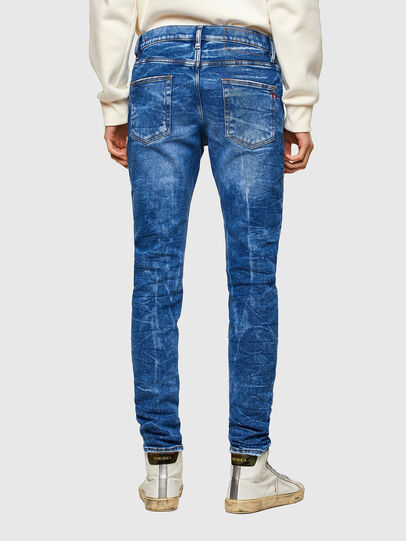 Diesel - D-Strukt 009MH, Blu Chiaro - Jeans - Image 2