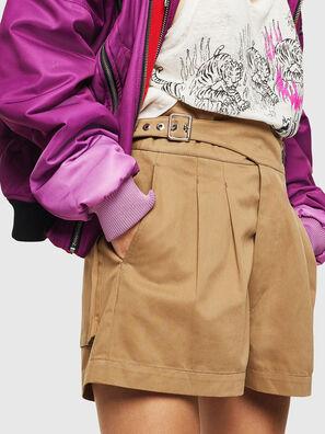 S-BISA, Marrone Chiaro - Shorts