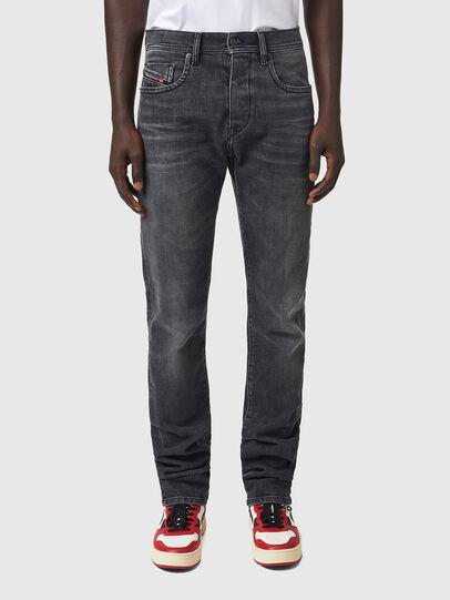 Diesel - D-Vocs 09B42, Nero/Grigio scuro - Jeans - Image 1