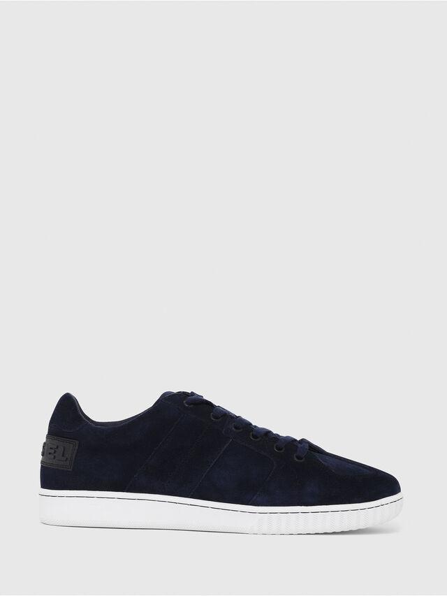 Diesel - S-MILLENIUM LC, Blu Scuro - Sneakers - Image 1