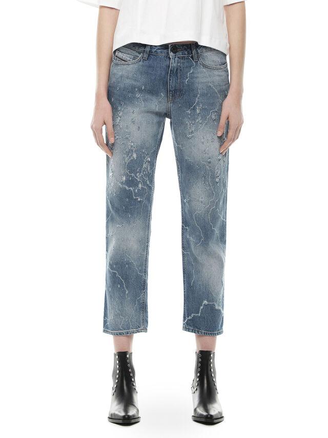 Diesel - TYPE-1820-23, Blu Jeans - Jeans - Image 1