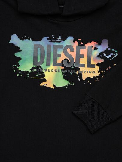 Diesel - SDOSKY OVER, Nero - Felpe - Image 3