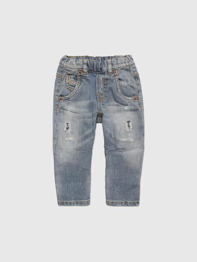 Diesel - FAYZA-NE B-N, Blu Chiaro - Jeans - Image 1