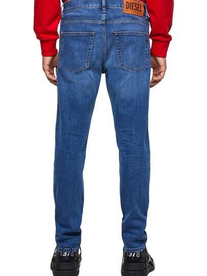 Diesel - D-Fining 09A80, Blu medio - Jeans - Image 2
