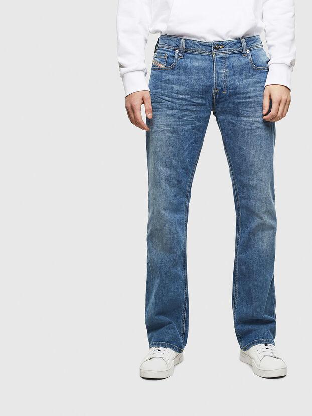 Zatiny CN035, Blu medio - Jeans